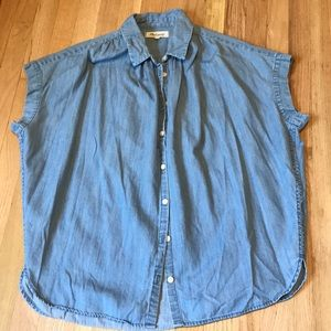 Madewell Tops - Madewell - Chambray Central shirt